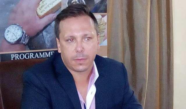 Patrick Gagnon, promoteur Africa Gold Insider